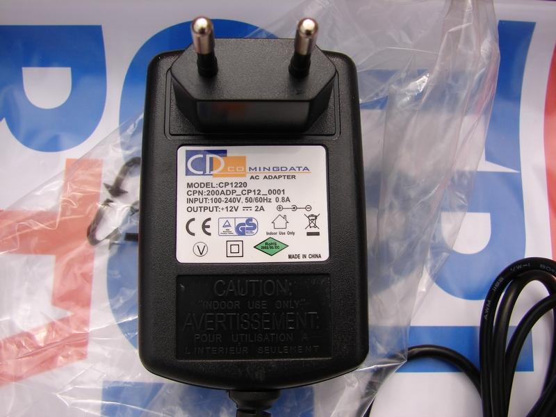 блок питания для ресивера GS U510