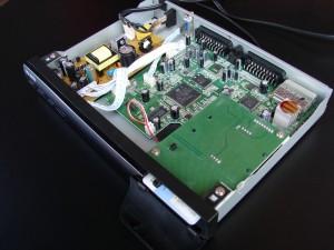Обзор элементной базы ресивера GS 8300