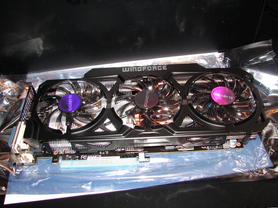 nVidia GeForce 760 4Gb