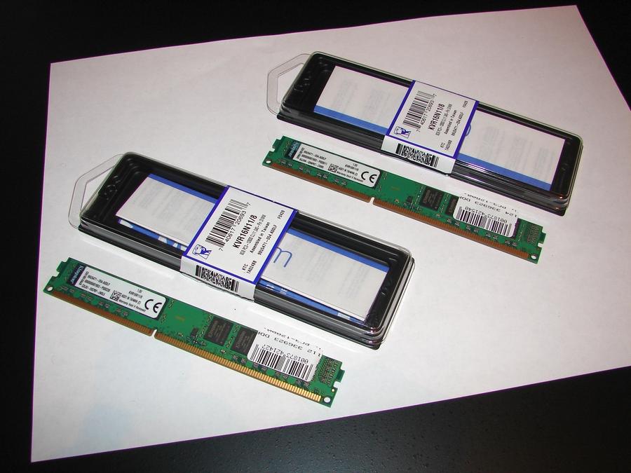 Оперативная память DDR3  для  сборки системного блока за 80 000 рублей