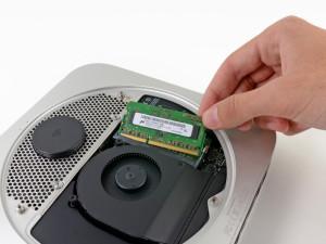 Модернизация Mac Mini в Краснодаре