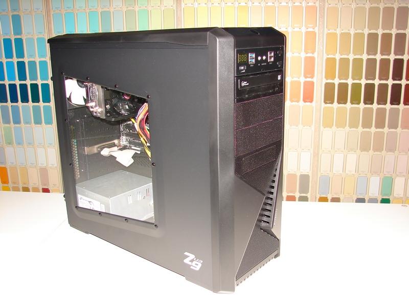 Собираем компьютер для бухгалтерии