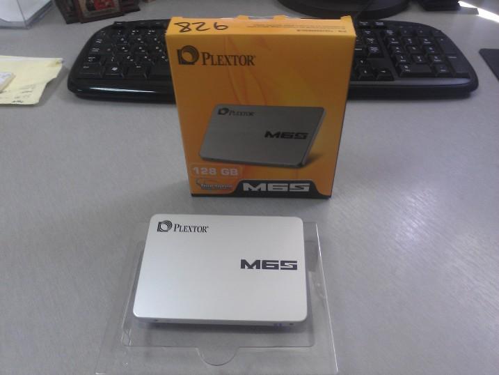 Готовим SSD Plextor к установке для прокачки системного блока офисного