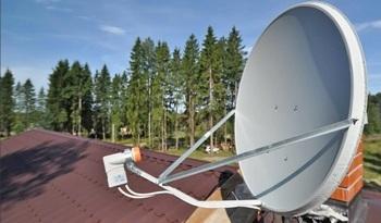 установка спутниковой антенны в Краснодаре